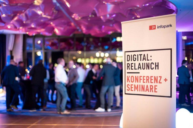 Digital Relaunch 2020 Berlin