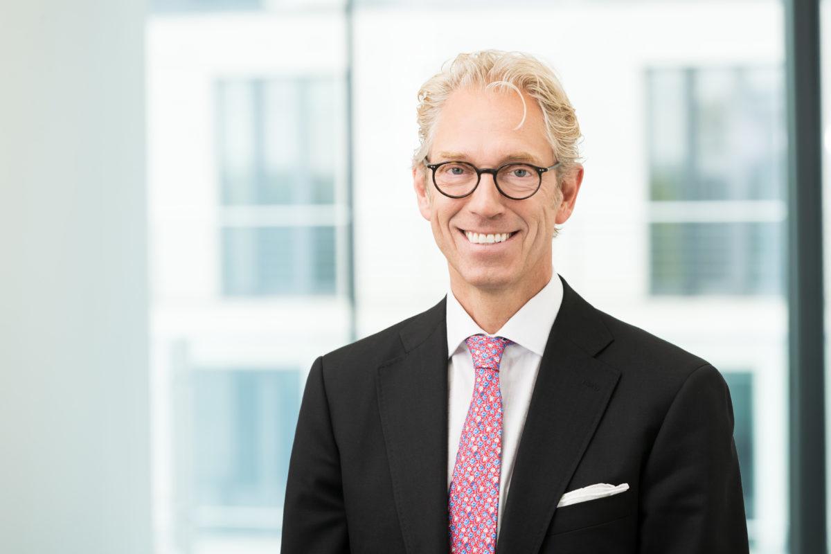 KBV Vorstand Dr. Andreas Gassen