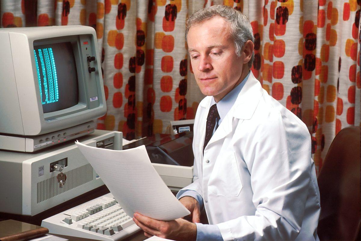 Gesundheit geht online - Countdown Telematik