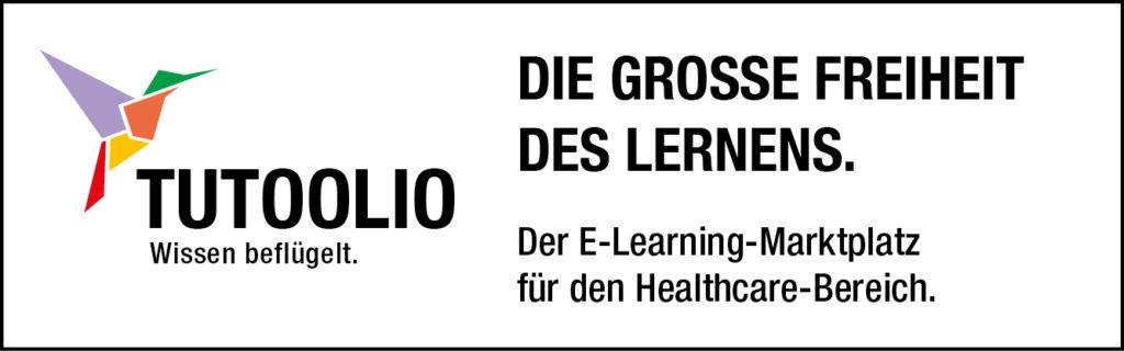 TUTOOLIO Lernmanagementsystem Krankenhäuser